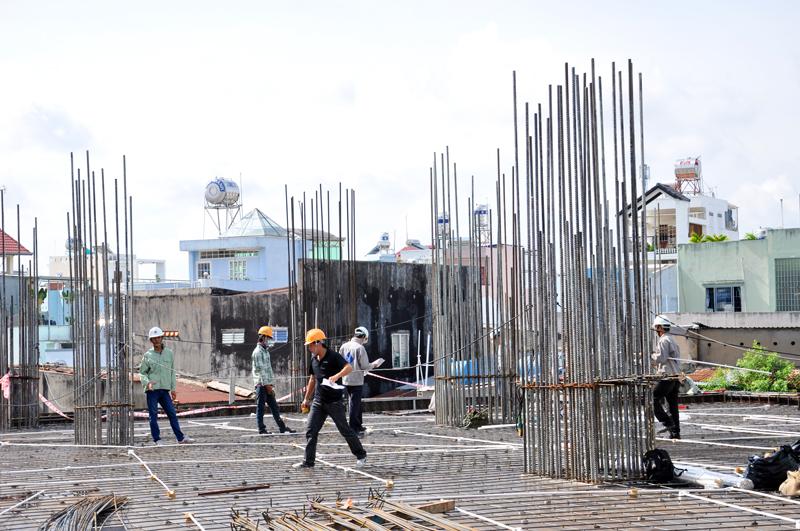 Kết quả hình ảnh cho công trường xây dựng