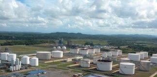 Nhà máy lọc hoá dầu Dung Quất